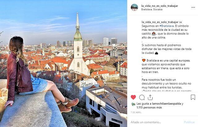 Que ver en Bratislava Instagram