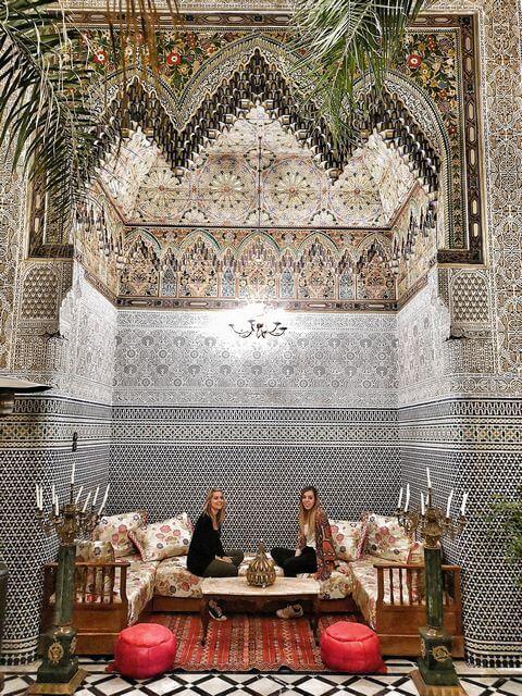 Riad Al MAkan de Fez