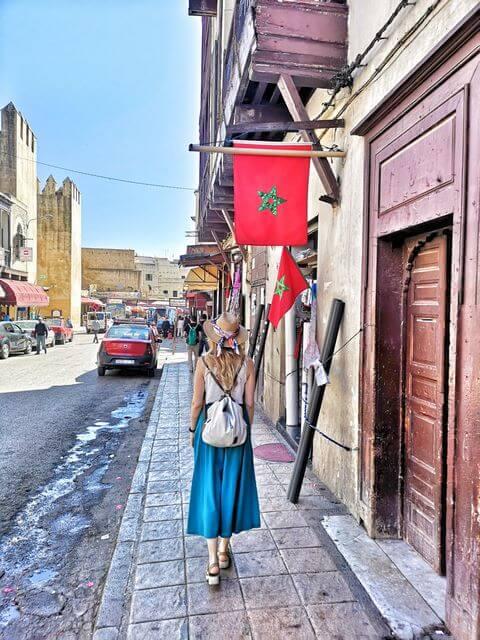 Que ver y hacer en Fez, Barrio Judio
