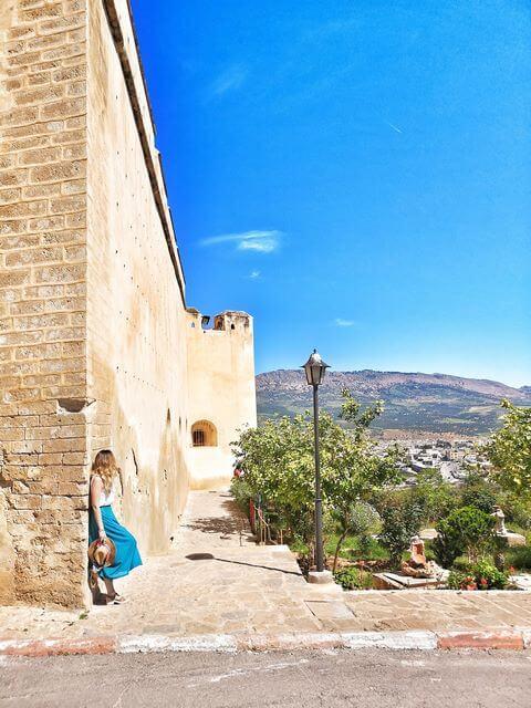 Que ver y hacer en Fez, Borj Nord Fortaleza