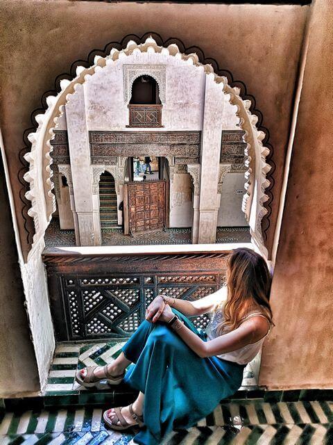 Que ver y hacer en Fez, madrasa