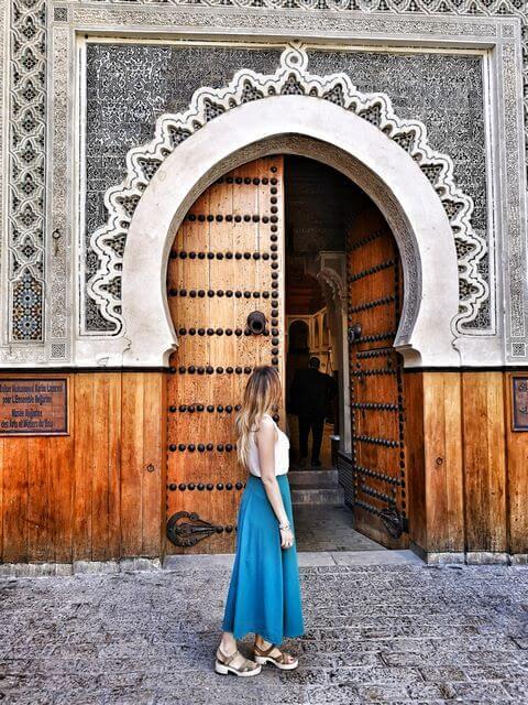 Que ver y hacer en Fez , Museo Nejjarine