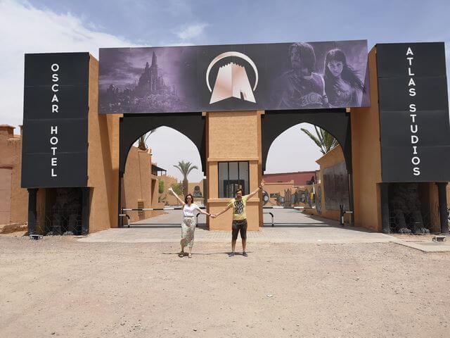 Atlas Studio Ouarzazate