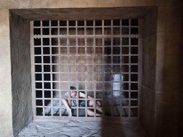 Set de Prision Break en Atlas Studio Ouarzazate