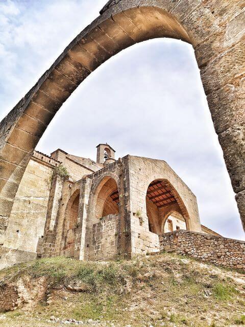 Convento San Salvador Horta de Sant Joan Tarragona (1)