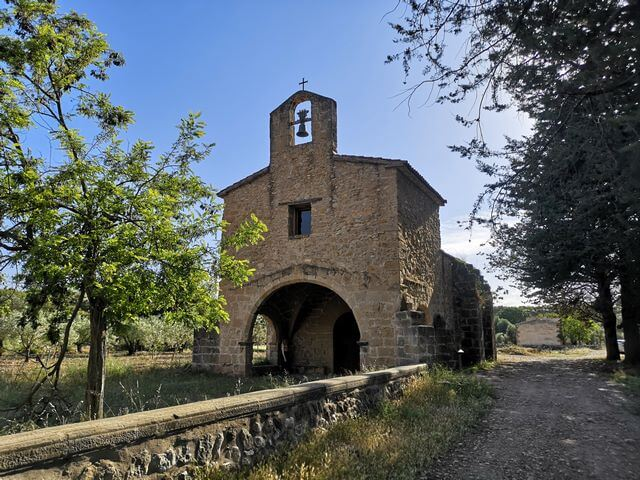 Ermita Santa Madrona, Arnes Tarragona