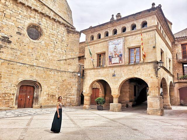 Ayuntamiento Horta de Sant Joan Tarragona