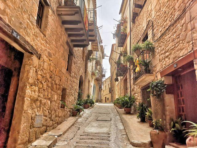 Horta de Sant Joan Tarragona pueblo