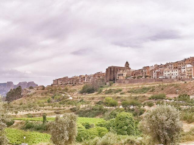 Horta de Sant Joan Tarragona