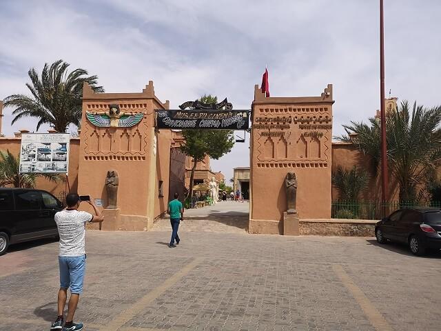 Museo del cine de Ouarzazate