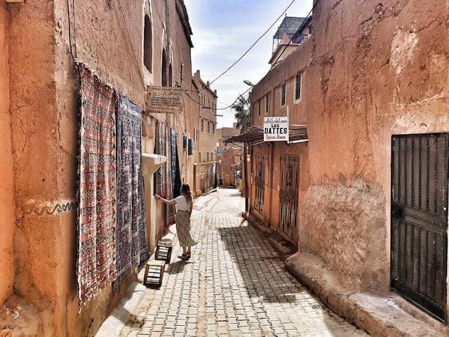 Ksar deTaourirt Ouarzazate, Marruecos que ver