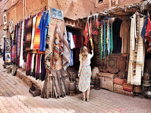Ouarzazate, Ksar deTaourirt