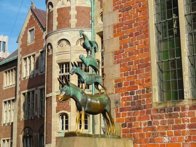 Musicos de Bremen
