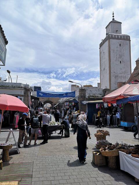 Essaouira marruecos que ver medina