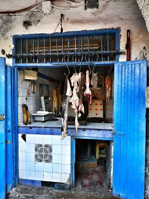 Tiendas Essaouira