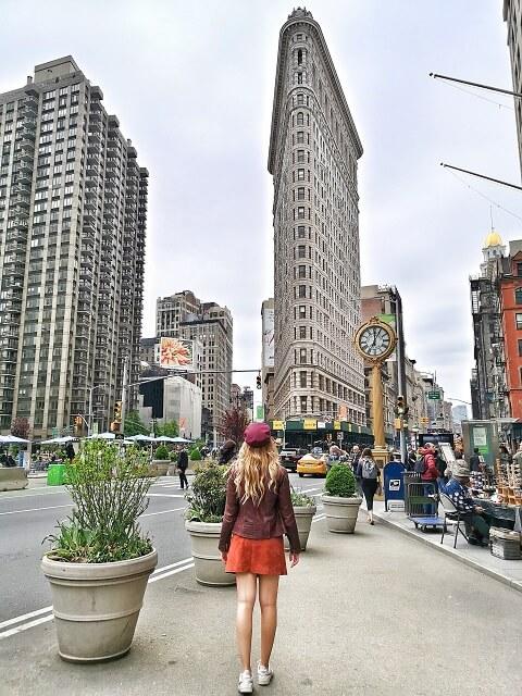 Nueva York, viaje a Estados Unidos