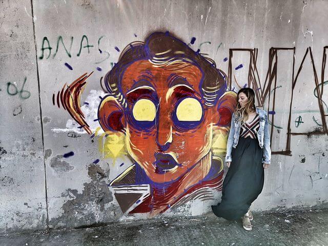 Arte urbano Essaouira