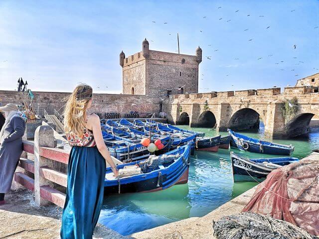 Que ver en Essaouira Marruecos