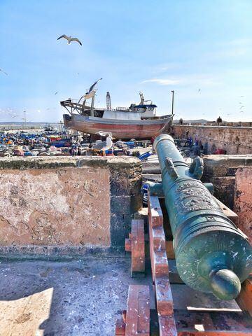 Skale du port essaouira marruecos