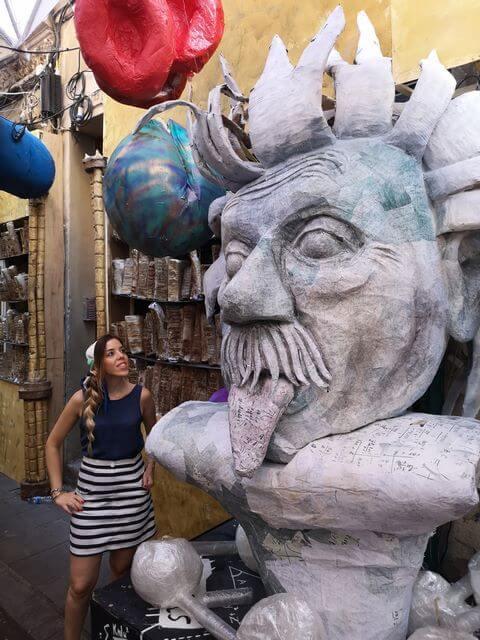 Visitamos las Fiestas de Gracia en Barcelona