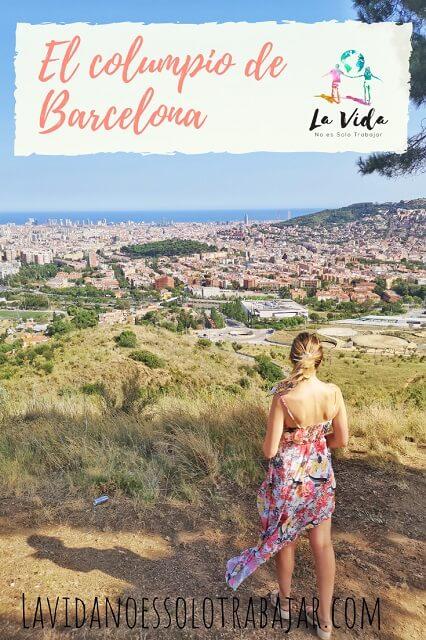 El columpio de Barcelona