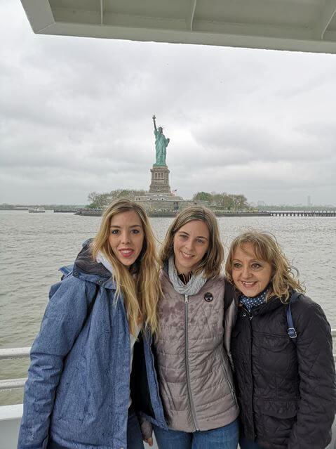 Viaje de 5 días en Nueva York en familia