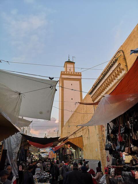 Mezquita El Qoubba