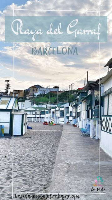 Playa Garraf y La Cúpula del Garraf, Barcelona
