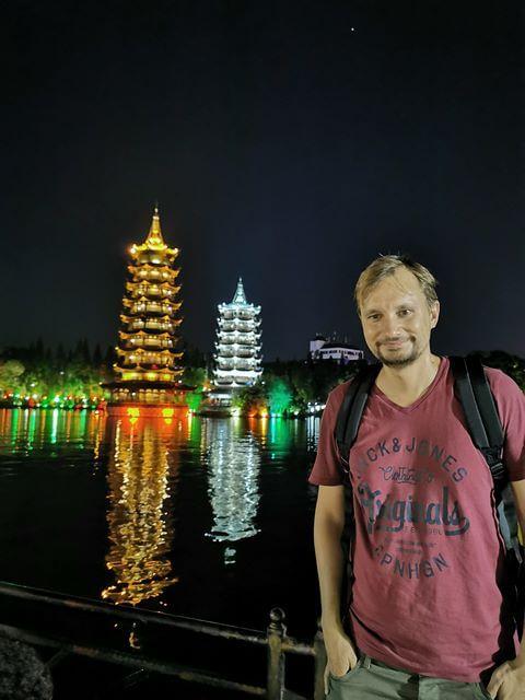 China en 15 dias Guilin