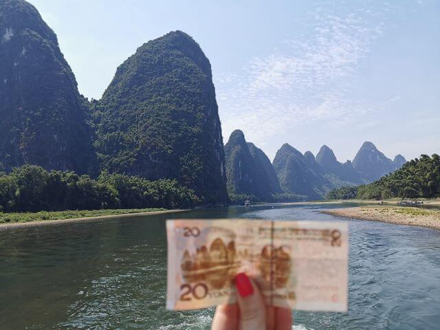 China en 15 dias Crucero rio li de Guilin a Yangshuo