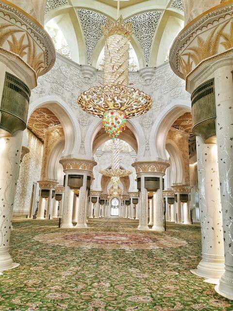 Mezquita de Sheikh Zayed