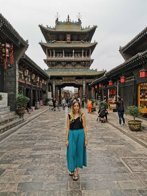 South Street Pingyao calle del Water Hotel