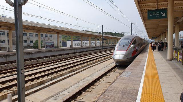 Tren rápido China