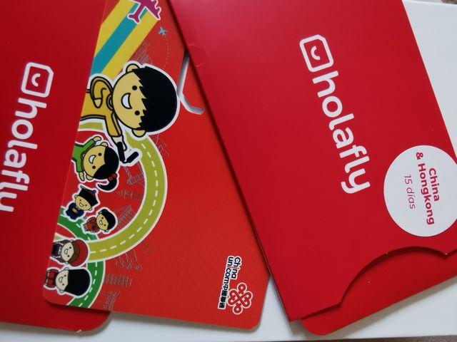 Viaje China por Libre Internet con HolafLy