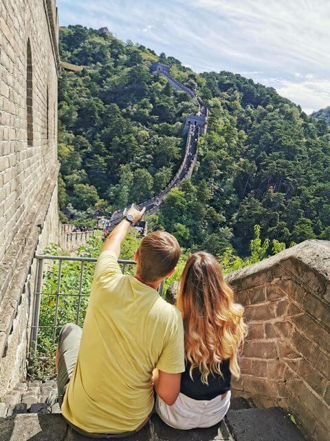 Viaje a China por libre gran muralla