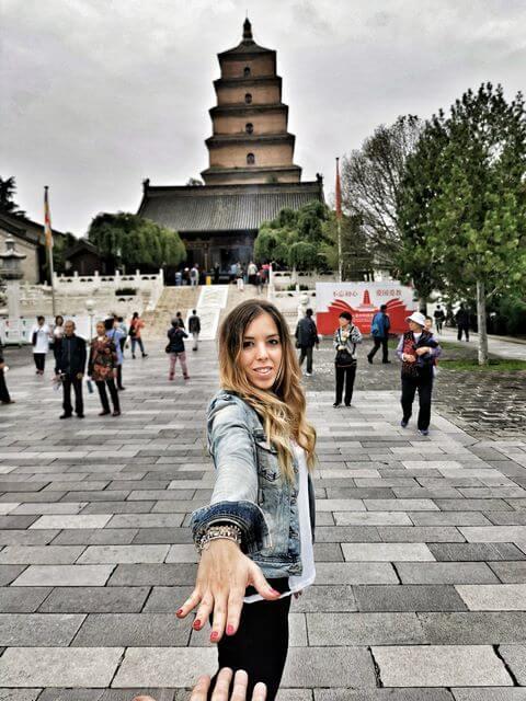 Viaje por libre a china 15 dias Pagoda Ganso salvaje xian