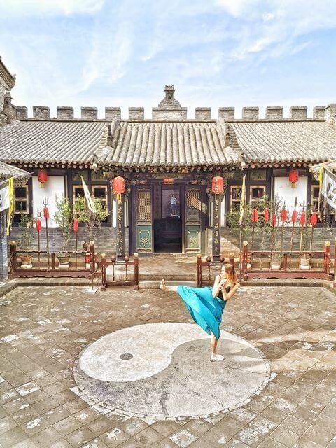 Viaje por libre a china 15 dias Pingyao