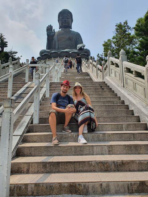 viaje china 15 dias y hong kong buda tian tan