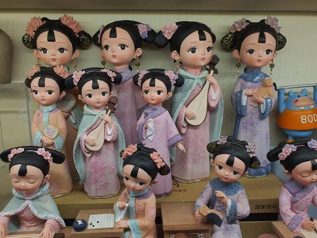 Mercado de las Perlas Souvenirs