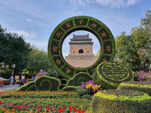 Torre Campana Pekin