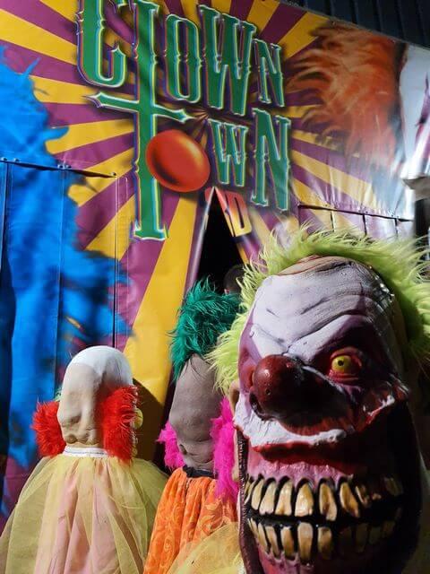 Horrorland, parque temático del terror en Cercs, Barcelona
