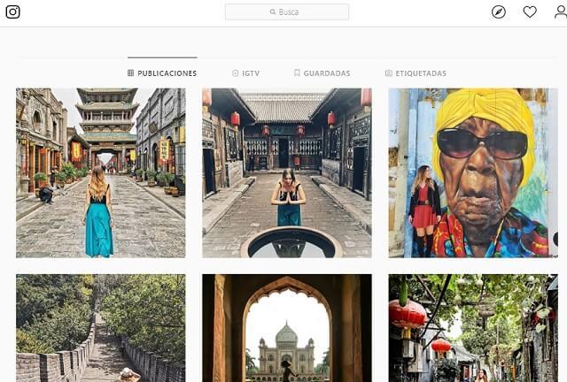 Instagram en China