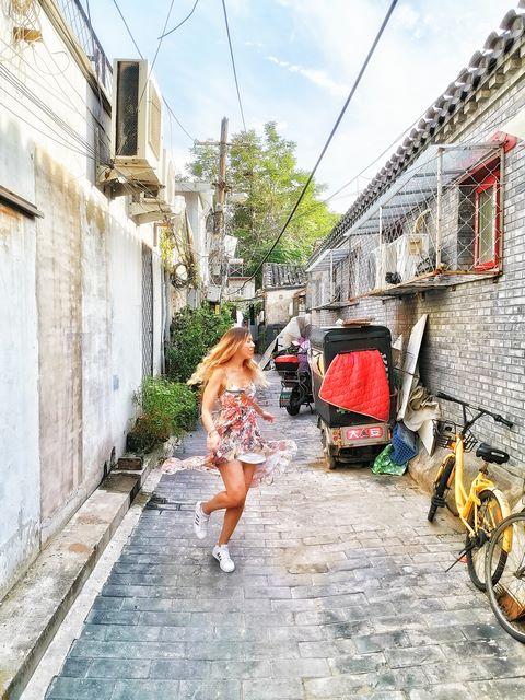 Hutongs en Pekin