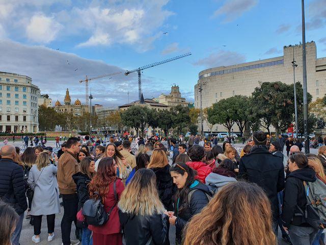Quedada viajeros Barcelona