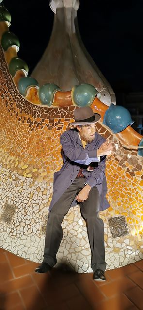 Visita teatralizada Casa Batllo Antoni Gaudi