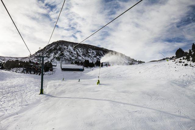 Grand Valira, esqui en Andorra