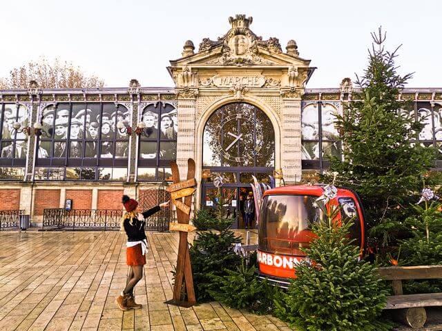 Mercado Les Halles Narbonne