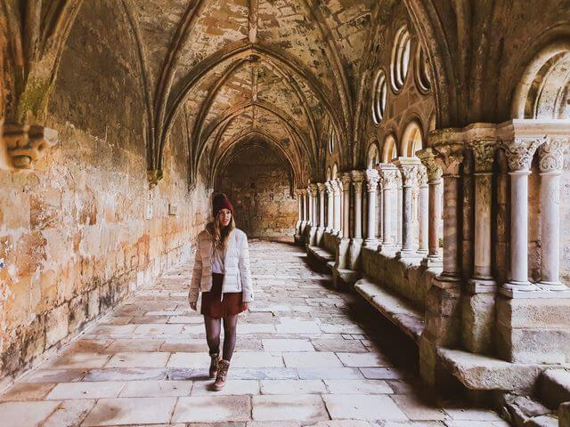 Abadia de Fontfroide Claustro