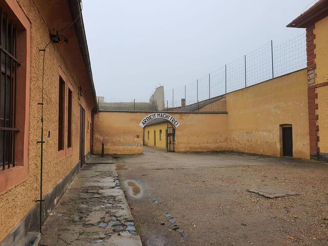 Campo Concentracion de Terezin pequeña fortaleza Praga