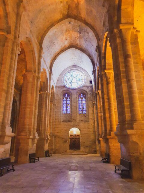 Iglesia Abacial Abadia Fontfroide